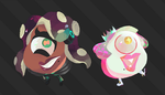 Octo-Ball Marina+ Octo-Ball Pearl by Zesiul