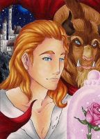 Prince Adam by Tintenmeer