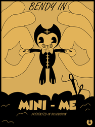 Bendy Submission 2 by LinedSketches