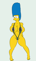 Marge- hot mama-002 by Flavio170