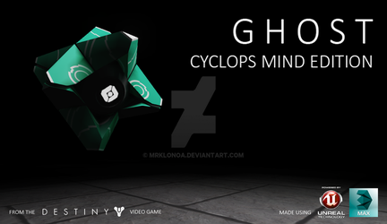 Ghost - Cyclops Mind Edition by MrKlonoa
