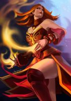 Lina, the Slayer by Marry-mind