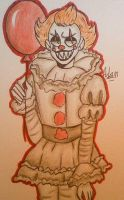 Pennywise by Keerrin-M