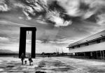 Freedom Square in Viana do Castelo by vmribeiro