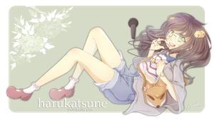 youtaite anime by harukatsune