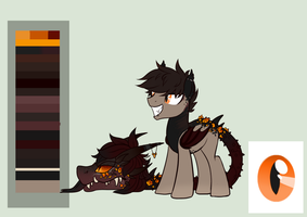 Primal Plant/Cow Pony Auction (CLOSED) by Glitterring