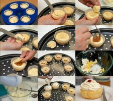 How to fill cupcakes by patchow