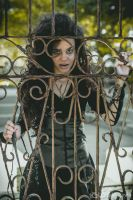 Bellatrix Lestrange cosplay by FLovett