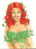 Poison Ivy Colors by JediDad
