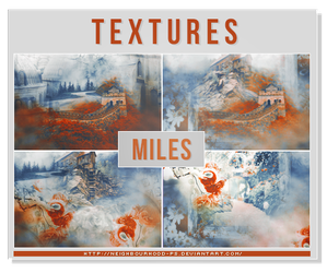 MILES - texture pack by neighbourhood-ps