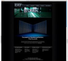 Ray Systems Web Design by allonlim