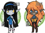 Elf Adopts (Set7) :  Closed! by SyT-Adopts