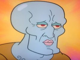1001 Animations: The Two Faces of Squidward by Regulas314