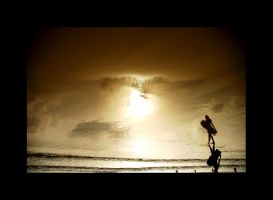 Reflections of a Surf by unflamable