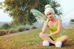 Tinkerbell by TheRealLittleMermaid
