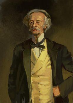 study from Sargent by paooo