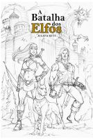 Sketch cover: The Battle of the Elves by MARCIOABREU7