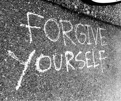 forgive yourself. by XsurrenderXtoX