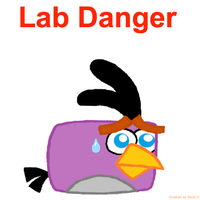 RBT S6 Ep. 2 Lab Danger Title Card by Mario1998