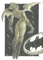 THE BATGIRL STRIKES COVER 3 by leagueof1