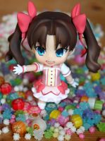 Magical Candy Rin by Migon21