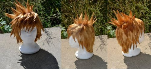 Wig Commission - Ventus by KamuiYamato