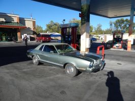 1975 Ford Mustang II by CadillacBrony