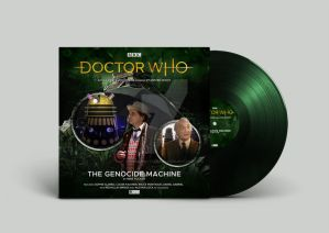 Doctor Who - The Genocide Machine Vinyl