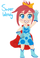 Super Wendy by Pongoi