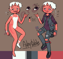 closed adoptable by SynapticMishaps