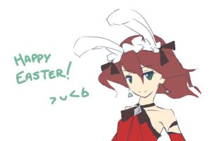 Happy Easter 2010 by Winyumi