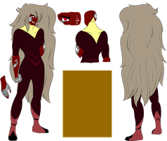 [GEMSONA] Jas by Blue-Arctic