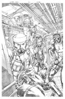 GI JOE Cover 21 by RobertAtkins