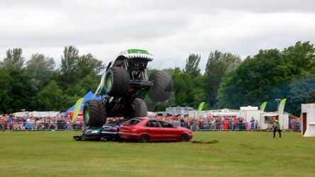 Monster Truck 08 - Swamp Thing by gopherboy76