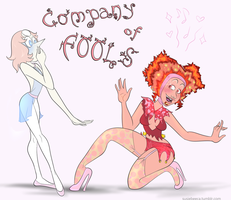Company Of Fools by SusieBeeca