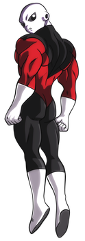 Jiren Manga 30 Dragon ball Super by LeonardoFrost