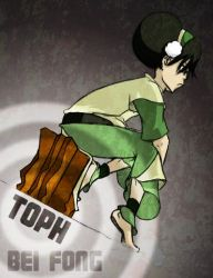 Toph - This is Who I Am by milkstache