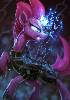 Fizzlepop Shadow by AssasinMonkey