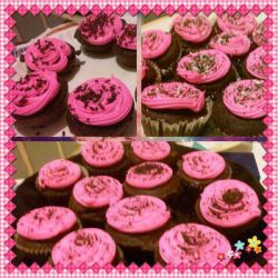 Cupcakes, cupcakes and more cupcakes!  by picachuluvr