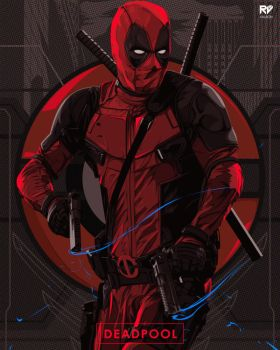 Deadpool by Valron21