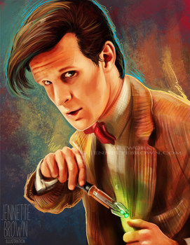 Eleven by sugarpoultry