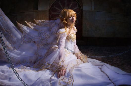 Captivity. Tsubasa Reservoir Chronicles by gorlitsa