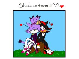 Shadaze 4ever by Safarithecat