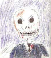 A skeleton by Chiracy