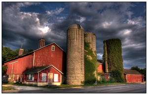 Some Barn -hdr by tCentric-media