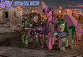 FoE: Starlight by LuckyDragoness