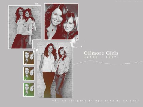 Gilmore Girls Wallpaper by thoughtlessinlove