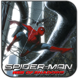 Spiderman web of shadows by HarryBana
