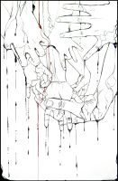 Drippy Hands by RockyRoni