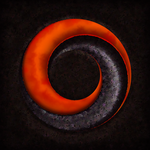 ring of lava and metal by LazurURH
